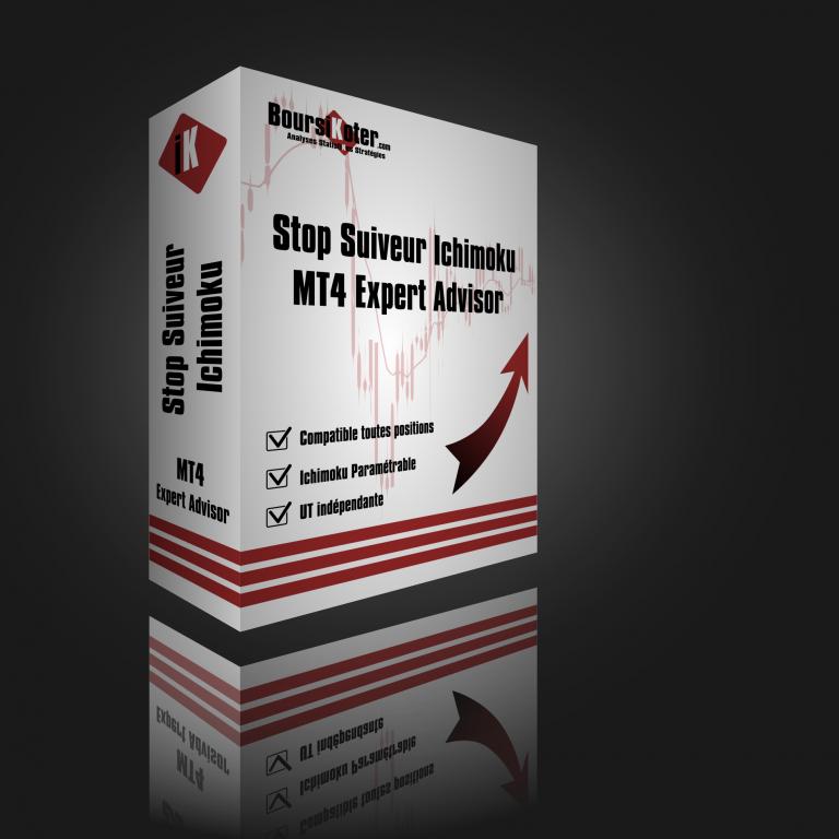 stop suiveur ichimoku MT4 expert advisor