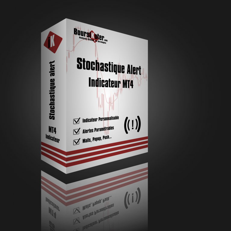 indicateur MT4 Stochastique alerte