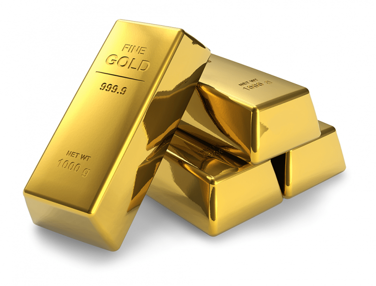 or gold