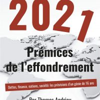 2021 prémices de l'effondrement
